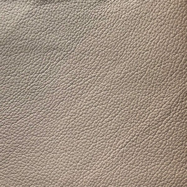 Lederbezug E-Soft in der Farbe Taupe