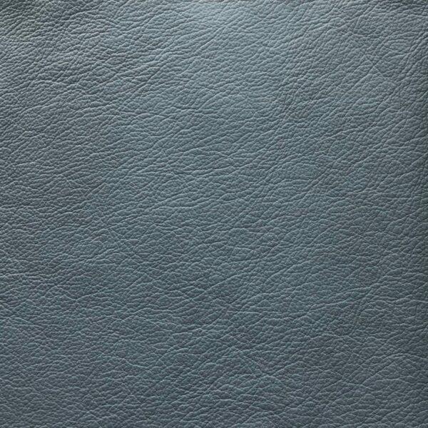 Lederbezug Longlife E touch in der Farbe Steel