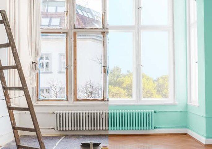 3 Momente, in denen Sie lieber nicht renovieren sollten