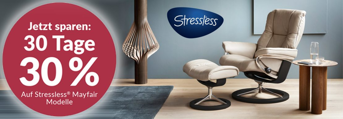 Stressless® Mayfair zum Vorteilspreis