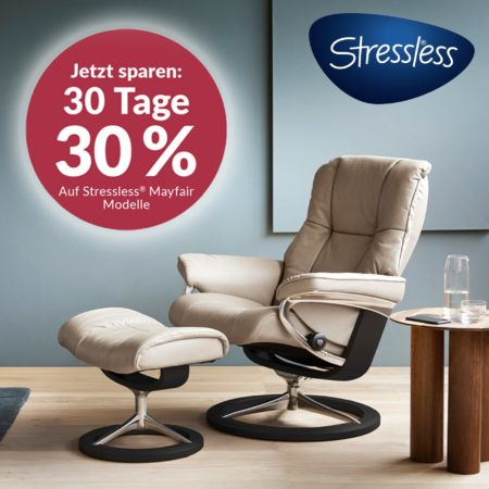 Stressless Sessel Mayfair zum Vorteilspreis