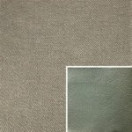 Akador Colombia Elementgruppe - Sofabezug aus Textilgewebe Q2 Natura zeder, Kissen aus Leder Longlife E soft farn