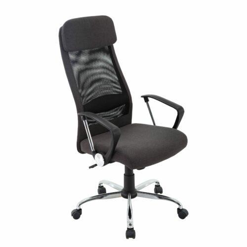 Trendstore Qbiz 100532 Bürostuhl mit Hartbodenrollen