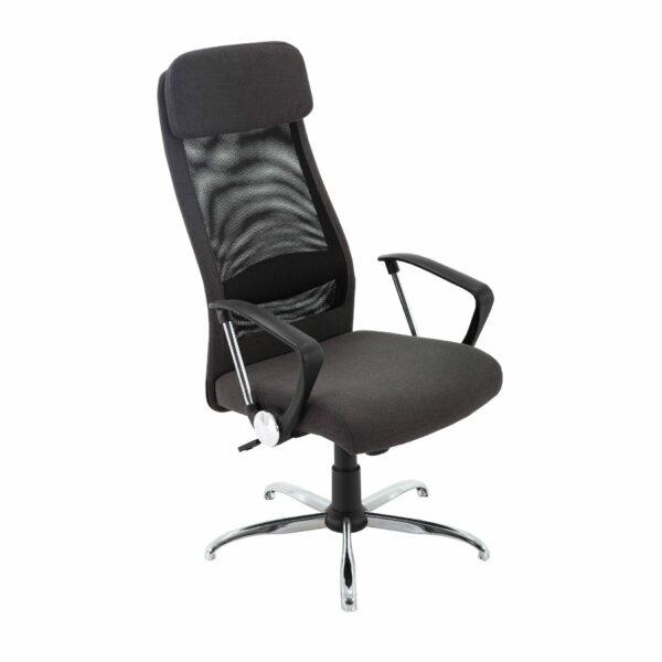 Trendstore Qbiz 100532 Bürostuhl ohne Hartbodenrollen