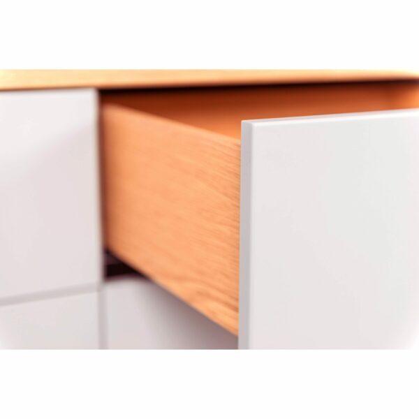 Trendstore Tanja Schrank – Detail offene Schublade