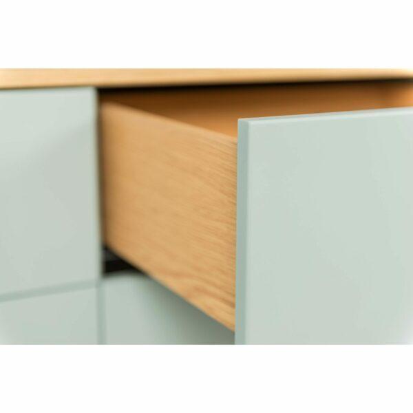 Trendstore Tanja TV-Bank - Detail Schublade offen