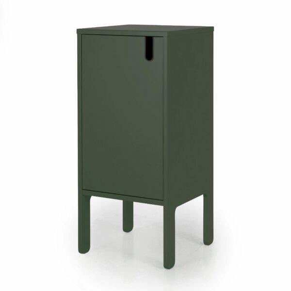 Trendstore Uno Kommode 1-türig dunkelgrün