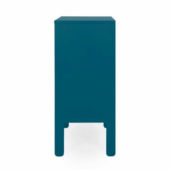 Trendstore Uno Kommode 2-türig - Seitenansicht