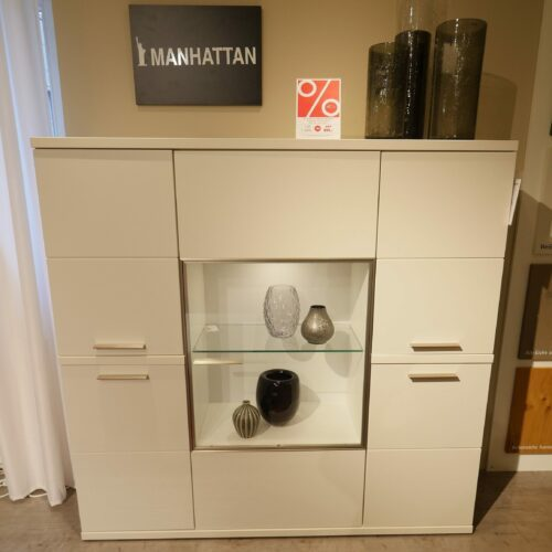 Die Hausmarke Manhattan Highboard