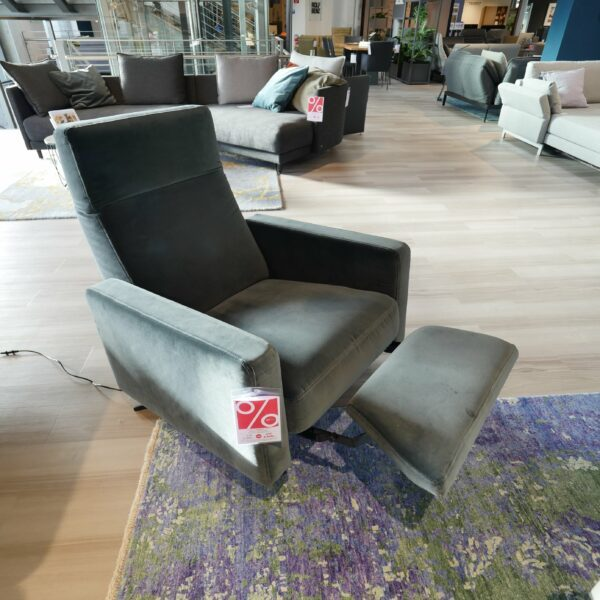 Rolf Benz 571 Liegesessel - Detail Komfortfunktion