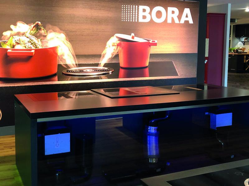 Bora Basic in der Ausstellung