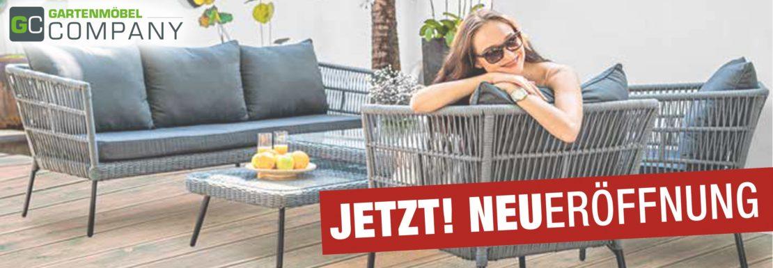 Neueröffnung: Gartenmöbel Company in Weil am Rhein