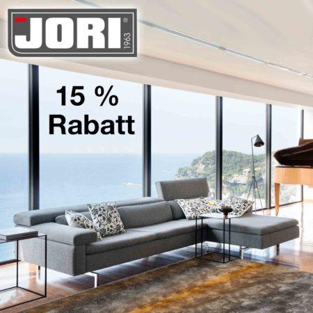 15 % Jubiläumsnachlass auf Jori Shiva