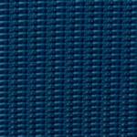 Team 7 Magnum Freischwinger mit Bezug aus Stricktex in blau