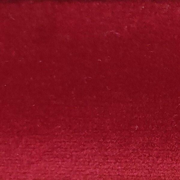 Bezug Rot für Boxspringbett Hadia
