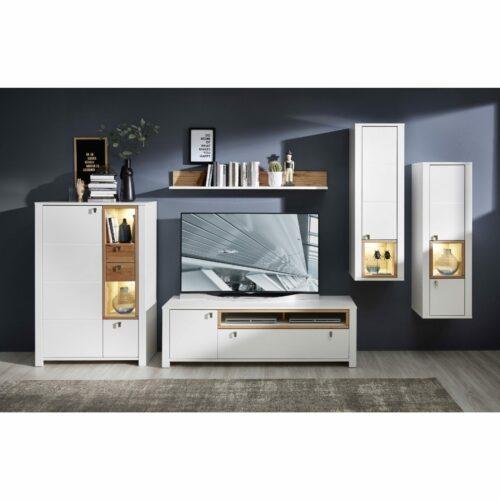 Trendstore Inola TV-/Wohnlösung mit Beleuchtung