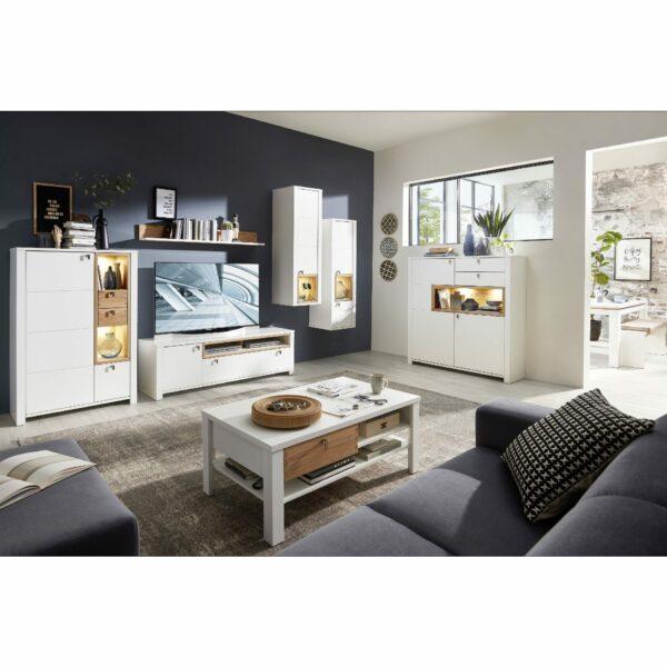 Trendstore Inola Wohnwand – Wohnbeispiel 2