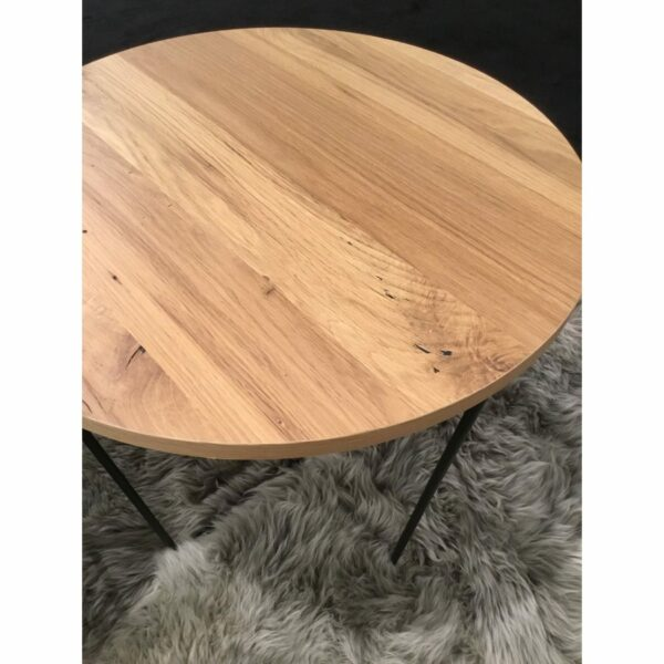 Wöstmann WSM 1700 Beistelltisch - Detail Tischplatte