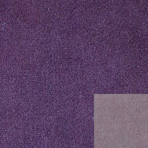 Bezug 312/54 lila mit Keder 312/34 flieder