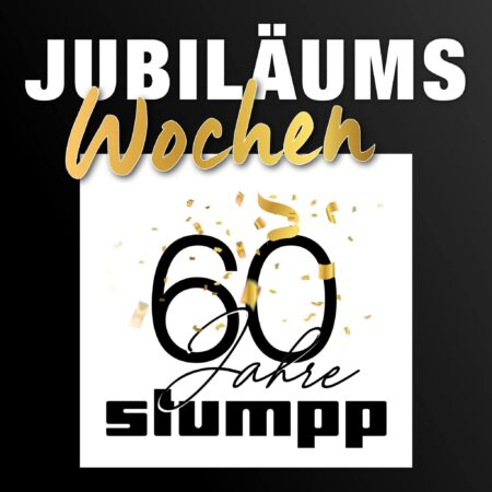 Jubiläums-Wochen bei Wohnparc Stumpp