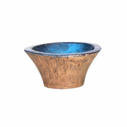 Trendstore Gespa Schale blau
