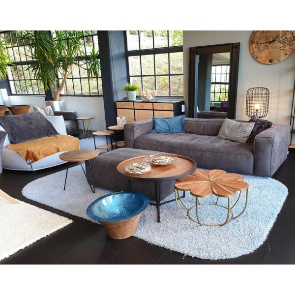 Trendstore Gespa Schale blau – Wohnbeispiel