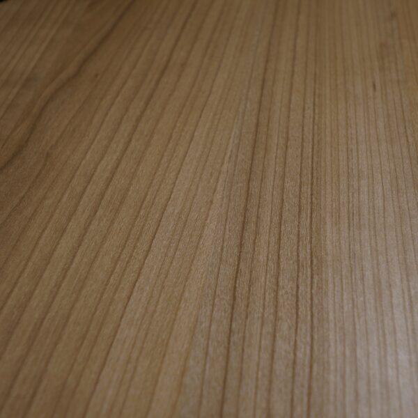 Röhr Bush Techno Schreibtisch - Detail Tischplatte