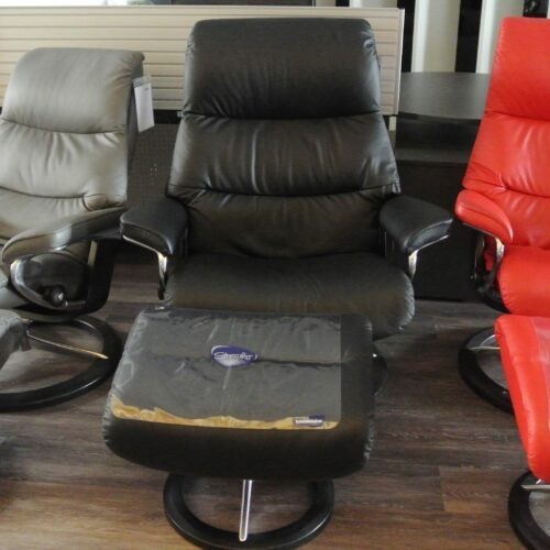 Stressless View Relaxsessel mit Hocker