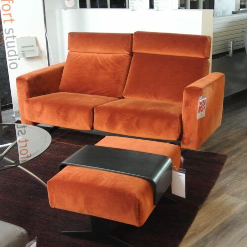 Stressless Bella Sofa mit Hocker