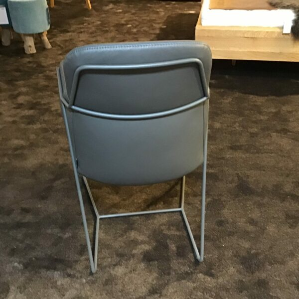 Musterring Nizzza Stuhl - Rückenansicht