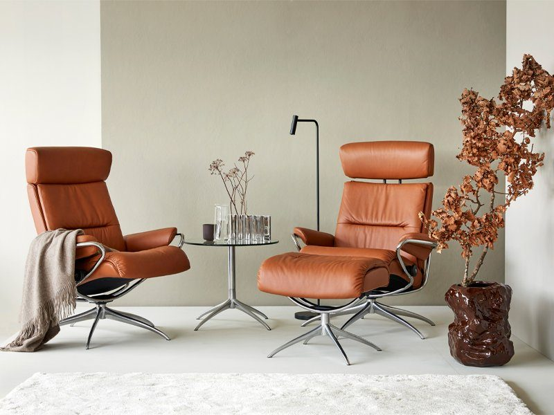 Große Sessel Auswahl bei Stressless