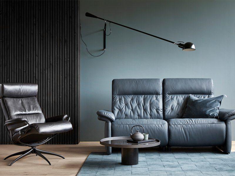 Stressless Polstermöbel zeichnen sich durch zeitloses Design aus