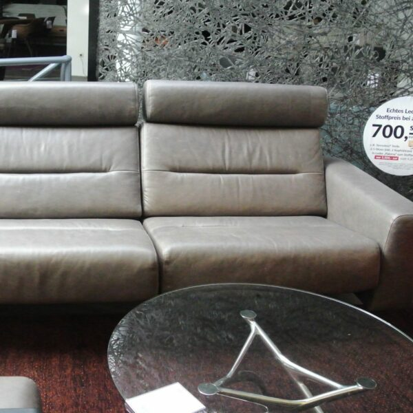 Stressless Stella Sofa mit Hocker