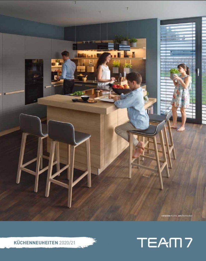 Team 7 Katalog Küchen - Vorschau