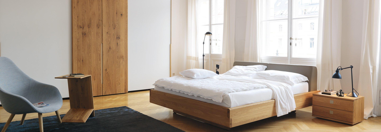 Entdecken Sie die Team 7 Schlafzimmer in Ihrem Wohnparc