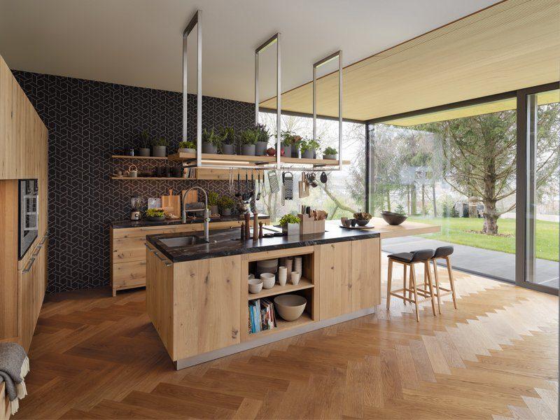 Küchen von Team 7 bestechen mit ausgezeichneter Qualität und erstklassigem Design