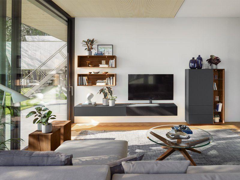 Team 7 bietet für jeden Wohnraum die passenden Möbel