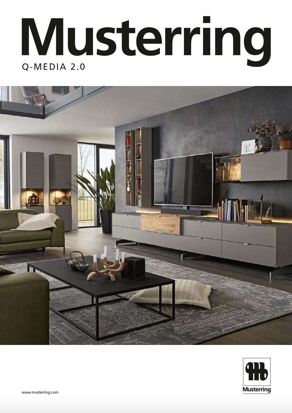 Musterring Katalog - Serie Q-Media