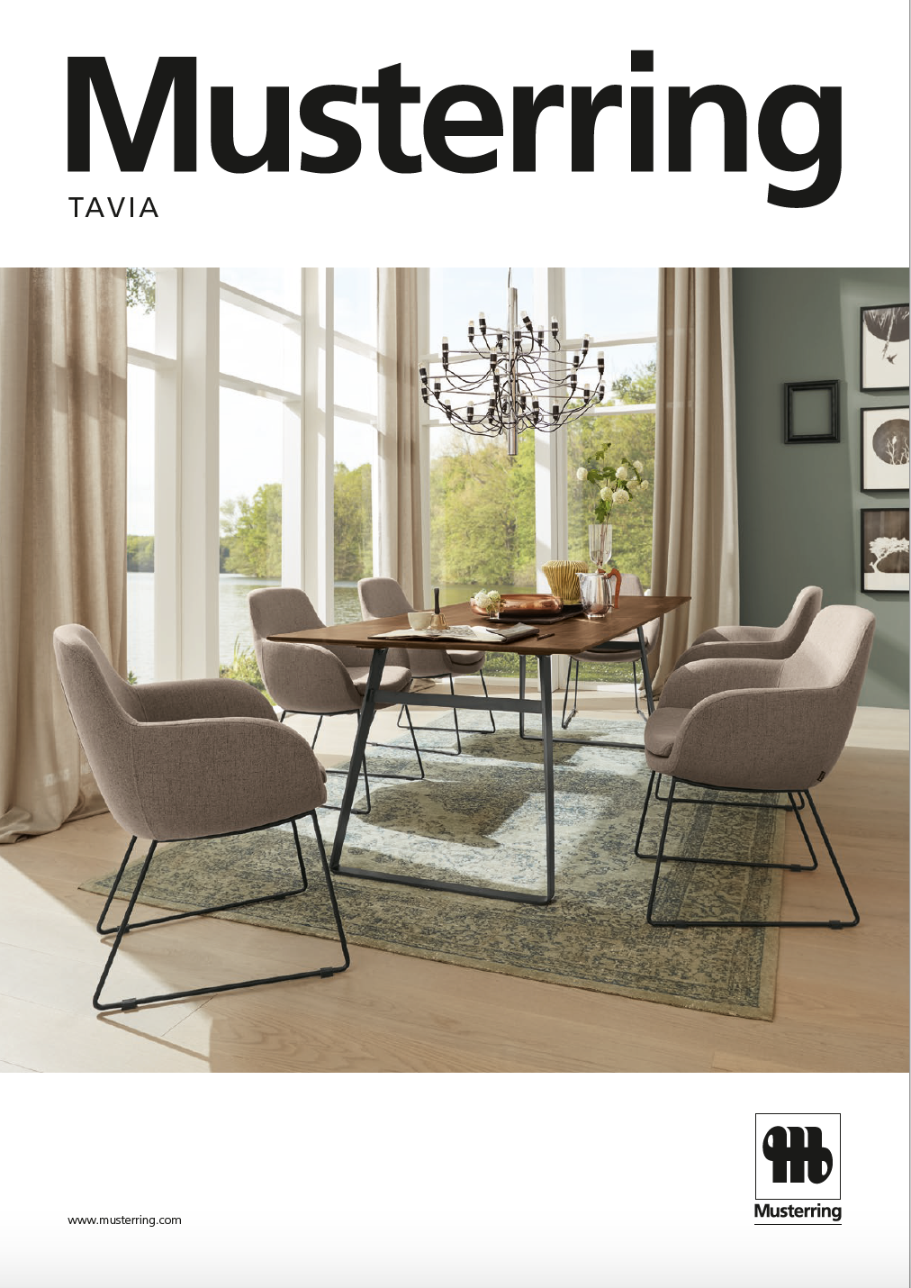 Musterring Katalog - Serie Tavia