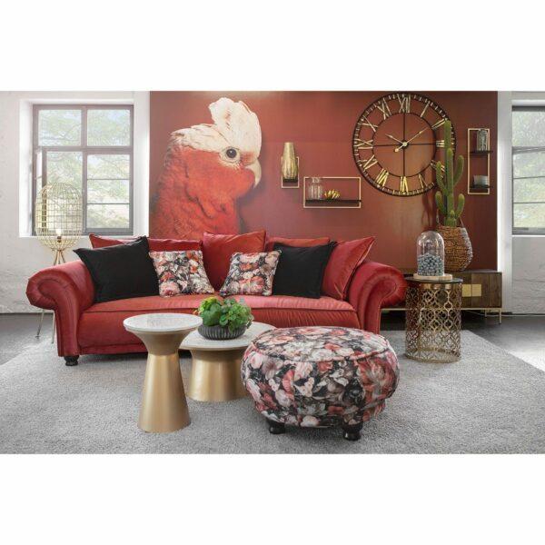 Trendstore Gaven Sofa mit Kissen – Wohnbeispiel