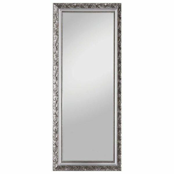 Trendstore Sabrin Rahmenspiegel - Rahmen silberfarben - 46 x 111 cm