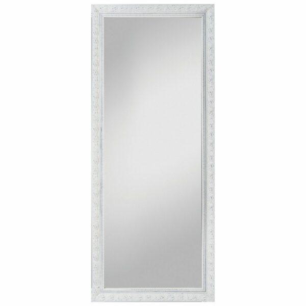 Trendstore Sabrin Rahmenspiegel - Rahmen weiß - 46 x 111 cm