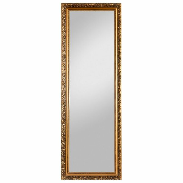 Trendstore Pius Rahmenspiegel - Rahmen goldfarben - 50 x 150 cm