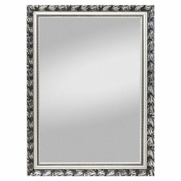 Trendstore Sabrin Rahmenspiegel - Rahmen silberfarben - 55 x 70 cm
