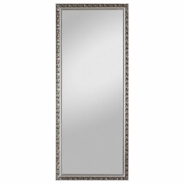 Trendstore Pius Rahmenspiegel - Rahmen silberfarben - 70 x 170 cm