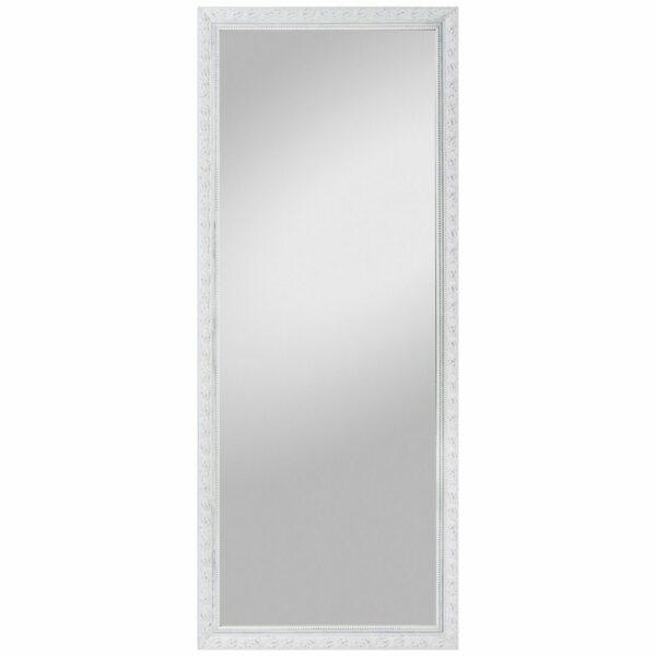 Trendstore Sabrin Rahmenspiegel - Rahmen weiß - 70 x 170 cm