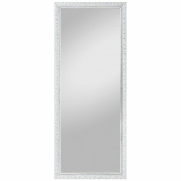 Trendstore Pius Rahmenspiegel - Rahmen weiß - 70 x 170 cm