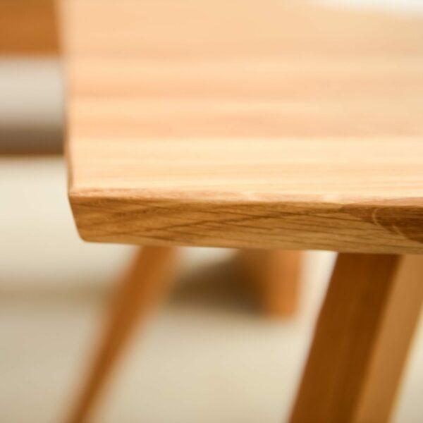 Trendstore Selly Esstisch Tischplatte Detail