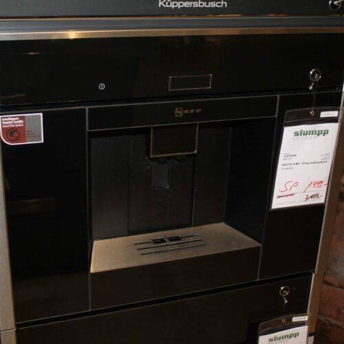 Neff CKS1761 N MC Einbau-Kaffeeautomat