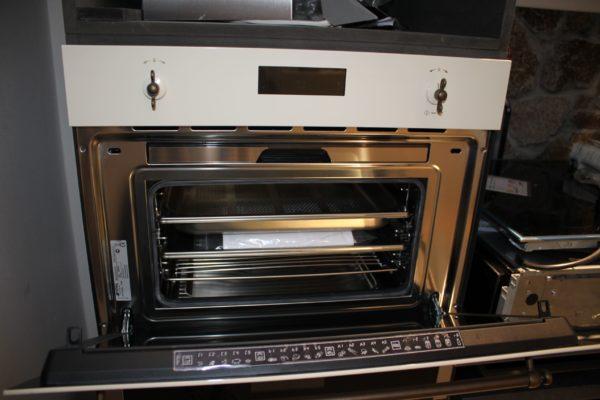 SMEG SC845VPO9 Kompakt-Dampfgarer